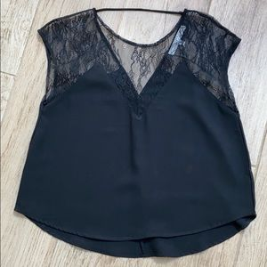 Lovers & Friends Revolve lace top